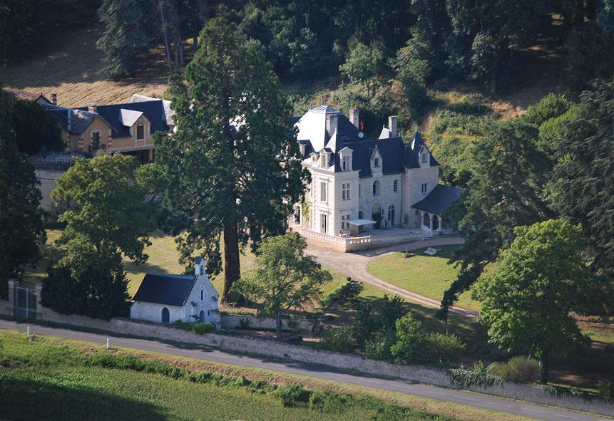 Sonnay 2012 vu du ciel site